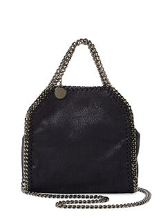 Stella McCartney Falabella Shaggy Deer Tiny Tote