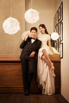 Korea Pre Wedding Photoshoot Review by WeddingRitz.com » V Studio 2013 New Sample - Korea pre wedding photo shoot