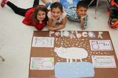 kindergarten research project | They did such a great job presenting all of their facts and all of the ...