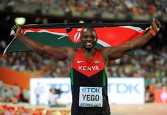 Julius-Yego Yego Set To Fine-Tune His Technique at Athletix Grand Prix Final