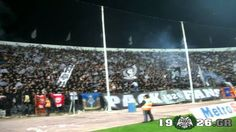 PAOK-Olympiakos 25.11.2012 One Team, Soccer, Wrestling, Football, City, Sports, Lucha Libre, Hs Sports, Futbol
