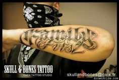 family first tattoo on wrist - Google Search
