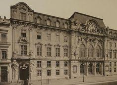 Behrenstraße 55-57.. Metropol Theater
