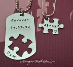 Long distance relationship gift  Hand by StampedWithPassion...will be getting this for my marine <3