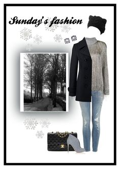 Designer Clothes, Shoes & Bags for Women Lands End, Bottega Veneta, Valentino, Chanel, Blazer, Shoe Bag, Polyvore, Jackets, Stuff To Buy