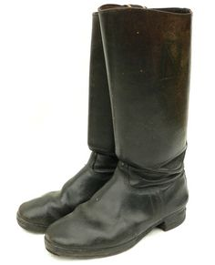 Wehrmacht Marching Boots
