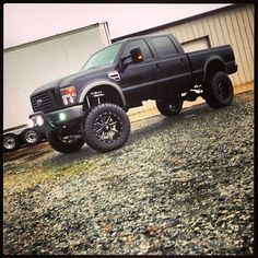 I dont know how. But my best friend had gotten me likin fords. But I will always love chevy's