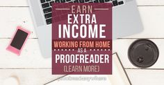 Learn how to make money from home as a freelance proofreader