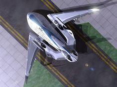 Awwa Sky: El avión del futuro @♚ Alvaro