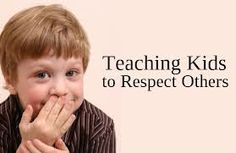 teach children to respect others