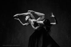 Lyubov Andreyeva and Vladimir Varnava by Vadim Stein