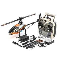 WLtoys System Brushless Flybarless RC Helicopter RTF BG for sale online Ca Usa, Rc Drone, Drones, Rc Helicopter, Rc Model, Radio Control, Charger, Remote, Hobbies