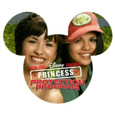 Mickey Mouse Head for the Disney Channel Original Movie Princess Protection Program