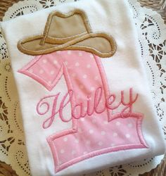 Hey, I found this really awesome Etsy listing at https://www.etsy.com/listing/205003215/1st-birthday-cowgirl-first-birthday