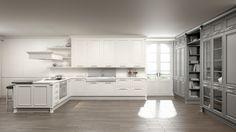 Каталог кухонь | BRISTOL TWO | Кухни VIRS