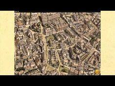 Várias formas de visualizar o mapa e categorias para encontrar os locais. Discworld: The Ankh-Morpork Map App Trailer