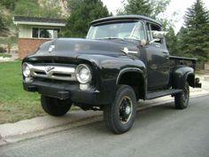 1956 Ford F-100 4×4 Truck