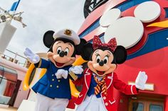 All Aboard the Revamped Disney Wonder! | Macaroni Kid