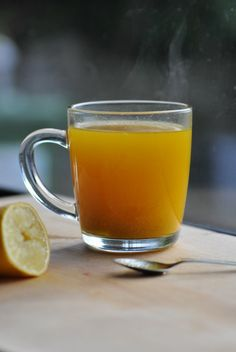 Immune Boosting Turmeric Tea - Food&_ | Food, Stories, Recipes, Photography & Illustration
