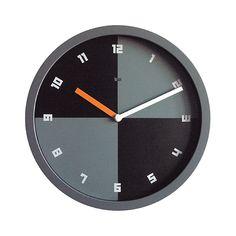 designer wall clock quadro milan touch of modern 22
