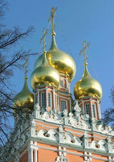 https://flic.kr/p/24LkQJh   Moscow, The Resurrection Church in Kadashi Sloboda, Zamoskvorechye.