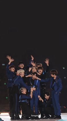 are 😘 don't worry, we will be with you! K Pop, Nct 127, My Moon And Stars, Exo Concert, Night Aesthetic, Kpop Aesthetic, Seventeen Wallpapers, Music Mood, Fandom