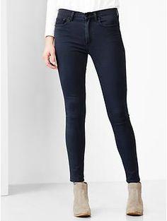 1969 silky high-rise skinny jeans | Gap