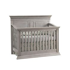 this company went bankrupt & now this crib is impossible to find. even more impossible to find:  the conversion kit that allows the bed to grow with the kid: crib to toddler bed to full size bed.  dammit.