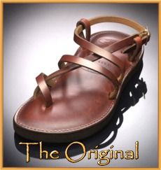 Piper sandals.  Made in America.  When I can afford these......