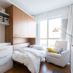 Dorion Project Reveal - Murphy bed - Valérie De L'Étoile Interior Design Bed, Furniture, Design, Home Decor, Home Decoration, Decoration Home, Stream Bed, Room Decor