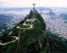 Rio de Janeiro(Cristo Redentor)