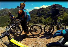 From the top of Mount Itamos to the Thapsa Beach #KimiForever #MTB #Evia #HD1080p60 #GoProHero #3AxisGimbal #Haibike