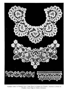 Supplement to The art of bobbin lace : a practi...