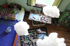 Σύννεφα για το δωμάτιο