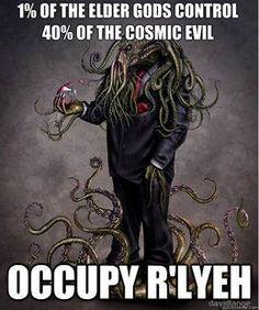 occupy R'lyeh!