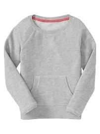 Uniform gym pullover