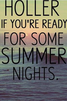 Rascal Flatts -Summer Nights. saw them on this concert tour, they opened with this song. great show!