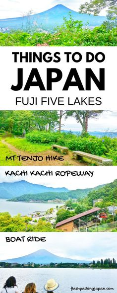 9d5e69d0903d ONE day in Kawaguchiko itinerary in 2019  BEST things to do for Mt Fuji  views    Backpacking Fuji Five Lakes Japan