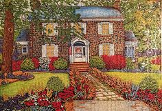 Historic Home 1000 pieces