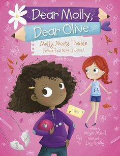 Molly Meets Trouble (Whose Real Name Is Jenna) - New in our Children's Library