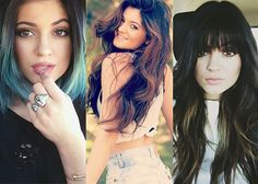 Kylie Jenner's Hair: A Look Back At The Star's Many Styles