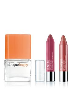 Gift with any $60 Clinique purchase!