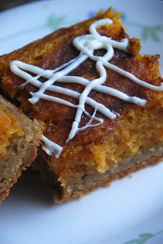 Lovin' From The Oven:Day 9: Pumpkin Pie Snickerdoodle Bars - Lovin' From The Oven