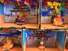 Boeddha knutselen