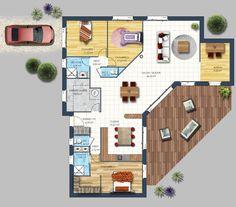 Maison contemporaine Avrillé 85
