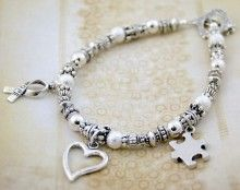 Autism awareness bracelet from Autism Love Hope