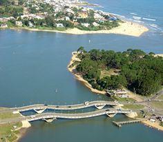 Rollercoaster bridges!! Puente de la Barra - Punta del Este - Uruguay