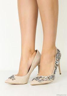 Ideas Zapatos Definitivamente Que 24 Están Fiesta Moda De P7gnz4z