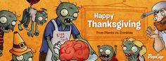 Imádom a Plants vs. Zombies grafikusait. Ez egy újabb gyöngyszem :)