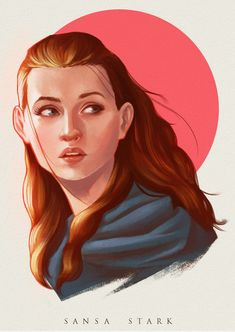 Sansa Stark by ZyrexTheZ on deviantART